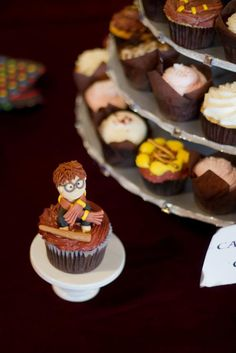 Harry Potter + Make-a-Wish Foundation Party! - Magic Party Ideas |