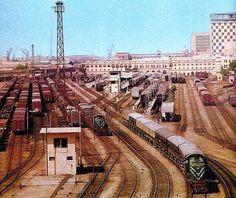 Karachi Cantt. Railway Station