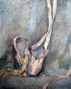 Saatchi Online Artist Alexandra Morozova; Painting, I AM YOUR PRIVATE DANCER! #art