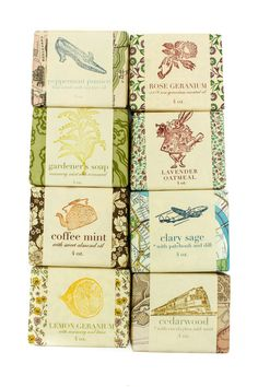 Each bar of Saipua soap is hand-wrapped with patterned paper and stamped labels, making them a gorgeous hostess gift...or just treat yourself! Handmade by Saipua in Brooklyn. Contains: Olive, Palm, an