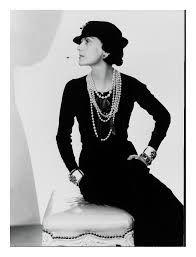coco chanel's 1920's dress