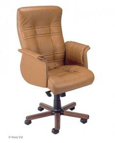 #Fotel gabinetowy #Ambasador - Nowy Styl http://partnermeble.pl/produkty/fotel-gabinetowy-ambasador/