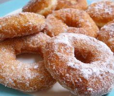 Ricette del Sud: Ciambelle dolci con patate.