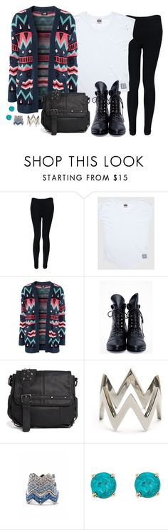 """""""Everything I've loved, became everything I lost"""" by rocketsheep ❤ liked on Polyvore featuring Boohoo, H&M, Jeffrey Campbell, Religion Clothing, Jagga, Eddie Borgo, Lucky Brand, lyrics, dropdead and bringmethehorizon"""