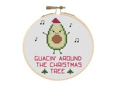 Love Christmas and Sarcasm? These 10 amazing holiday cross stitch patterns will have you chuckling. Cross Stitch Christmas Ornaments, Xmas Cross Stitch, Cross Stitch Fabric, Counted Cross Stitch Patterns, Cross Stitching, Cross Stitch Embroidery, Embroidery Patterns, Hand Embroidery, Christmas Cross Stitch Patterns