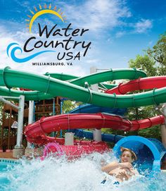 water country williamsburg va pictures | Water Country USA