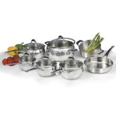 Discover Lagostina's range of cookware, including pots, pans and roasters. Canada Shopping, Cookware Set, Online Furniture, Kitchen Stuff, Organizing, Wonderland, Christmas, House, Wedding