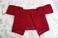 Pattern: Baby Cardigan