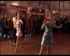 some of the best scenes. I cannot hear this song without thinking of this dance
