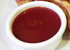 Κόκκινη σάλτσα barbecue