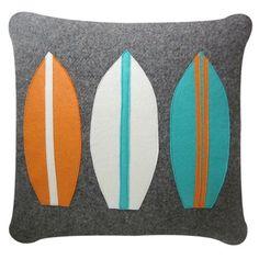 surf board cushion