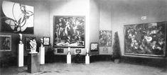 Salon_d'Automne_1912,_Paris,_works_exhibited_by_Kupka,_Modigliani,_Csaky,_Picabia,_Metzinger,_Le_Fauconnier.jpg (JPEG kép, 6342×2864 képpont) - Átméretezett (21%)