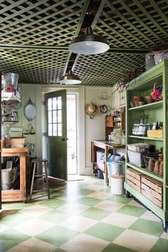 Create Your Garden Oasis with These Simple Ideas - Cottage Journal, The Effective Pictures We Offer You About Garden Shed with porch A quality pictu Cottage Garden Sheds, Garden Shed Interiors, Garden Tool Shed, Cottage Garden Design, Shed Conversion Ideas, Home And Garden Store, Garden Shop, Cedar Garden, Small Sheds