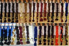 xpressions kanekalon hair colors bobbi boss braiding hair xpressions braiding hair colors xpressions braids braidcolors boxbraids hair colors xpression colour chart styzzles in 2018 hair