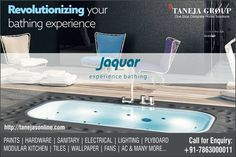 #TanejaGroup offers #Jaquar brand products at guaranteed lowest prices - #BathroomFittings, #BathroomAccessories . Call Now for enquiry!
