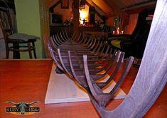 Viking Boat 1/6 Scale