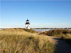 Brant Point Lighthouse on Nantucket