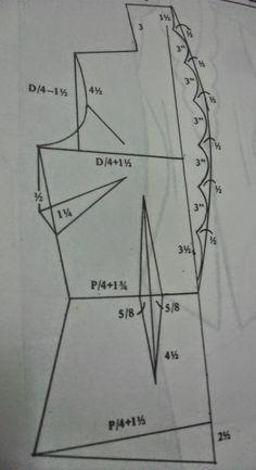 Mak Ngah Pora: Membuat pola dan menjahit baju kebaya