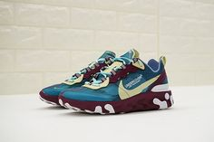 152ad49ff254 UNDERCOVER x Nike React Element 87  How   Where to Buy Tomorrow