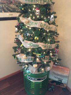 John Deere christmas tree by nadia | My John Deere Christmas Tree ...