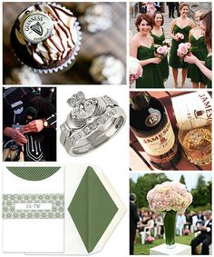 An Irish Wedding by finestationery.. don't even let me go here, oh my I love it
