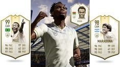 With the release date of EA SPORTS' FIFA 20 now just weeks away, a brand new Ultimate Team Icon has been revealed – and Ian Rush, Ian Wright, John Barnes, Chelsea Players, Ronald Koeman, Andrea Pirlo, Most Popular Games, Fifa 20, Ea Sports