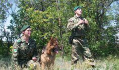 Террористы обстреляли пограничный наряд на Луганщине, - сообщает погранслужба