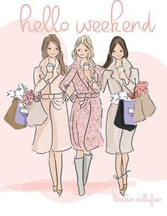 Pinning all weekend? I am! ♥