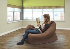 10% OFF: Modular bean bag chair, soft, comfort, high quality fabric (cover + insert)