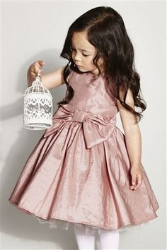 Buy Pink Bow Prom Dress (3mths-6yrs) from the Next UK online shop