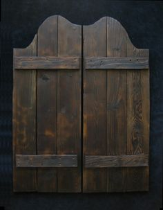 Saloon doors instead of a door to their cubby room. Description from pinterest.com. I searched for this on bing.com/images