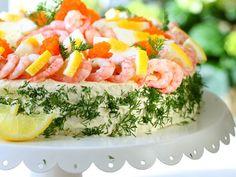 Sandwich Cake #swedish @Delishhh