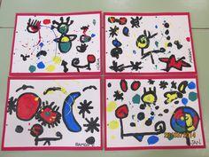 Tapa inspirada en Joan Miró Tapas, Grade 1 Art, Artist Art, Art Lessons, Creative Art, Art Ideas, Kids Rugs, Geometric Fashion, Garden Art