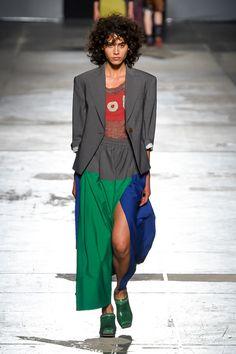 ヴィヴィアン・ウエストウッド マン 2017年春夏コレクション - 未来の自由へ向かって   ニュース - ファッションプレス