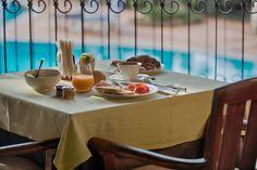 Ristorante Villasimius con vista mare. Cruccuris Resort Sardegna