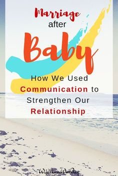 Marriage After Baby - How We Used Communication to Strengthen Our Relationship After Baby #marriage #communication #happymarriage #relationship #advice #quote #husband #wife Marriage Humor, Marriage Advice, Relationship Advice, Before Baby, After Baby, Strong Marriage, Happy Marriage, Husband Wife Humor, Best Friend Poems