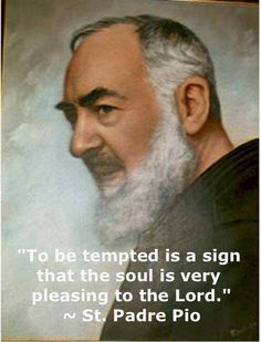 Padre Pio Quotes Stpadre Piowow Encourage  Pinterest  Saints Catholic .