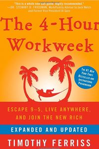 Forget the old concept of retirement and the rest of the deferred-life plan–there is no need to wait and every reason not to, especially in unpredictable economic times. Whether your dream is escaping the rat race, experiencing high-end world travel, earning a monthly five-figure income with zero management, or just living more and working less, The 4-Hour Workweek is the blueprint.