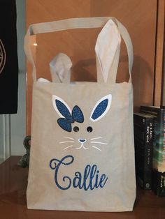 A personal favorite from my Etsy shop https://www.etsy.com/listing/499944373/personalized-easter-basket