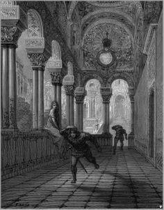 Orlando Furioso 28, Gustave Dore