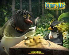 Watch Streaming HD Surf's Up, starring Shia LaBeouf, Zooey Deschanel, Jon Heder, Jeff Bridges. A behind-the-scenes look at the annual Penguin World Surfing Championship, and its newest participant, up-and-comer Cody Maverick. #Animation #Comedy #Family #Sport http://play.theatrr.com/play.php?movie=0423294