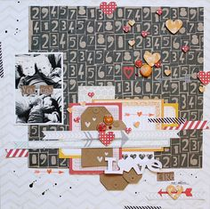 Thanks for pinning me: Lilith's scrapbooking venture: You can love like no other