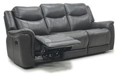 The Chatsworth 3 Seater Leather Coach in high grade Italian leather is a sumptuous recliner sofa in deep chocolate tones.   You will be sure to experience a relaxing time whilst you take it easy.