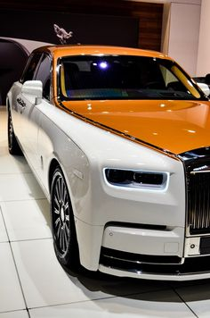 Phantom is the signature Rolls-Royce; an iconic and enduring interpretation of the modern motor car. Explore down for the Best Rolls Royce Phantom For Him. Luxury Sports Cars, Top Luxury Cars, New Sports Cars, Sport Cars, Rolls Royce Phantom, Rolls Royce Wraith, Voiture Rolls Royce, Rolls Royce Cars, Bugatti