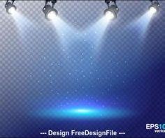 Rainbow Stage spotlights vector background 05 free download Stage Spotlights, Vector Background, Rainbow, Free, Rain Bow, Rainbows