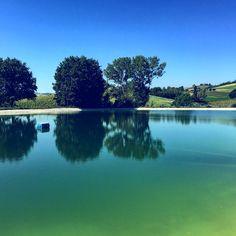 La Flora's lake
