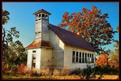 Old One Room Schoolhouse