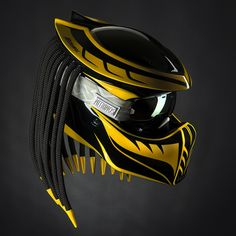 "New Helmet ""Predator Cross""  More info www.nitrinos.ru"