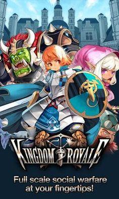 Kingdom Royale Mod Apk Download – Mod Apk Free Download For Android Mobile Games Hack OBB Data Full Version Hd App Money mob.org apkmania apkpure apk4fun