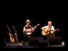 Shady Grove - Doc Watson & David Holt, via YouTube.